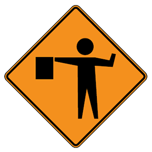 This road sign means: